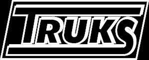 Truks Logo Inverse
